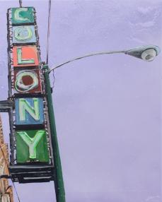 Available \\ COLONY HOTEL \\ James C. Gray