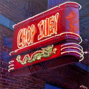 Available \\ CHOP SUEY \\ James C. Gray