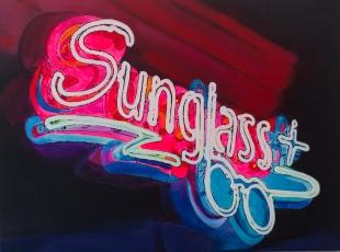 SOLD \\ Sunglass + \\ James C. Gray