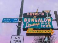 SOLD \\ PETEY'S BUNGALOW No. 1 \\ James C. Gray