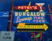 SOLD \\ PETEY'S BUNGALOW No. 2 \\ James C. Gray